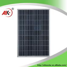 China wholesale solar panel price 70W