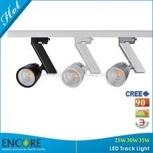 35W LED Track Spot Light Lamp Shop, Lighting Solutions supplier 2015