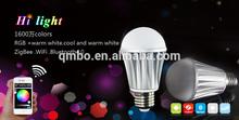 IOS Android Smartphone Control high lumens 12v festoon led bulb lighting