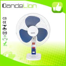 plastic desk fan / Fashion table fan /small electric table fan A1