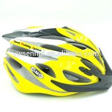 2015 hot sale PC+EPS material Bicycle helmet/bike helmet/bicycle helmet cover