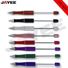 Promotional metal Bead pen, beadpen, metal pen
