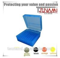 china Tsunami wholesaler plastic ammo boxes bullet box small ammunition box (TB-905)