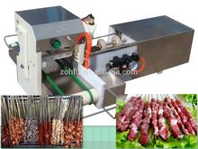 Satay máquina de carne espeto