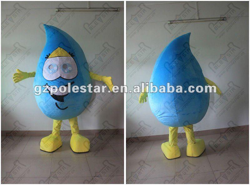 enorme cuerpo de la esponja de la gota de agua disfraces-Mascota