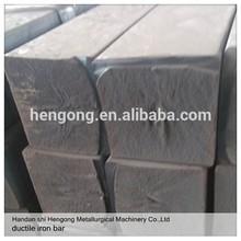Ductile cast iron bar/spheroidal graphite iron bar/solid cast iron,casting pieces