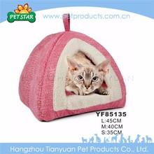 Superior quality new soft plush pet houses cats