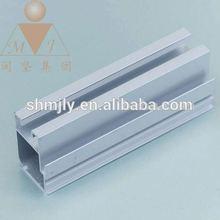 oem alüminyum düz gerginlik dekoratif raylı ağır perde parça
