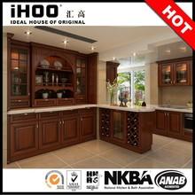 Handmade hanging kitchen cabint design wood furniture kitchen furniture pictures