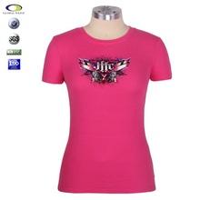 Summer cheap custom modal cotton xxxl sex women t shirt printing