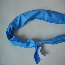 10 tons polyester round slings/endless round sling China manufacturer