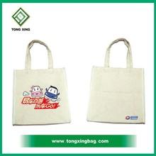 OEM Advertising/marketing cotton tote shopping bag