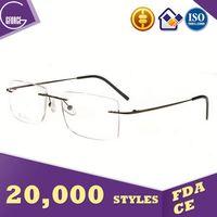 American Eyeglasses, liquidation stock, New pure Titanium