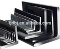 Q235 de acero barra de ángulo/acero dimensiones ángulo de hierro