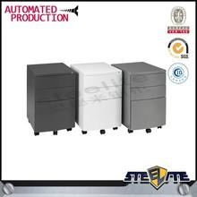 Pedestal storage unit/4 drawer pedestal/office pedestal drawers