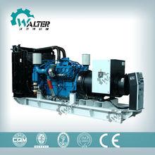 1137.5kva/910kw diesel generator set with MTU diesel engine