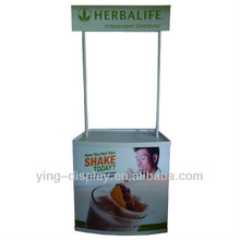 cheap plastic ABS promotion table for promotion