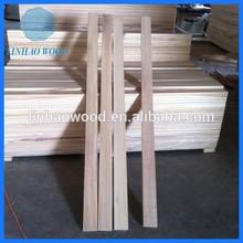 Paulownia wood window blinds/Make wood blinds