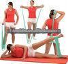Látex de yoga de la banda, de yoga banda elástica, la banda pilates