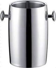 Top grade 2.0L stainless steel ice bucket fashion alcohol wine coolers