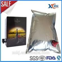 FDA/SGS/ISO9001 wine bag in box holder product
