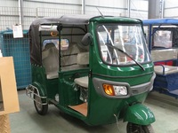 Bajaj Three Wheeler Auto Rickshaw 2015 New Style