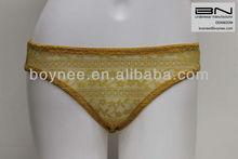 Fashionable lady panty manufacturer, OEM women boyshorts