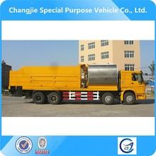 8x4 high quality asphalt synchronous chip sealer,bitumen gravel chip sealer