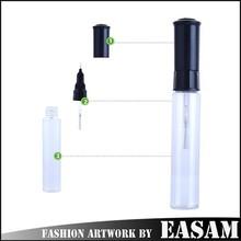 Empty nail polish bottle for two way nail polish pen