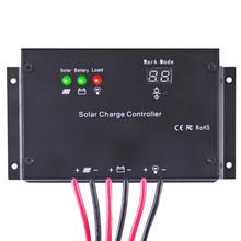 Waterproof 20 amper 70w street light solar controller charger