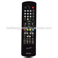 universal tv remote control codes for Europe