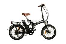 suspension TDN05Z mini folding bike