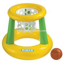 giant pvc inflatable shootball pool basketball game set