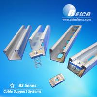 galvanized sheet metal channel / c channel steel dimensions