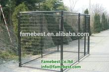 Galvanized Dog Kennel Panels and Gates