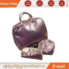 Makeup kits, PU women bag set, travel toiletry makeup kits