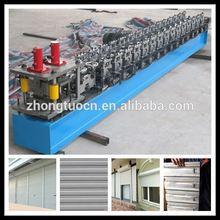 Aluminum&Metal Garage Roller Shutter Door Piece Roll Forming Machine