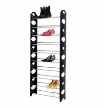 10 tier 30 pair folding chinese supplier ikea shoe rack