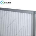 Caliente del mercado sellingperfect aire acondicionado automático del filtro de aire/filtro de aire hvac( fabricación)