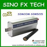 Universal 3G HSDPA Simcom SIM5215 GPRS USB RS232 Modem