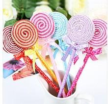 lovely lollipop ballpoint pen