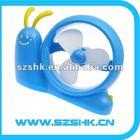 New design light-weight,cute cartoon,popular usb mini fan rechargeable,mighty mini fan