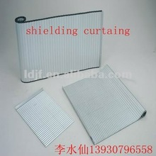 shielding curtaing and dustproof cloth (aluminium protecting curtain)