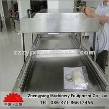 2012 hotsale double room vegetable vacuum sealing machine