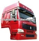 HOWO Truck cabin (SINOTRUK) & SHACMAN (D'LONG,A'LONG) Truck parts
