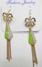 2012 Lasted Ladies' Fashion Exotic Earrings