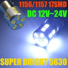 2012 hotest!!!1156,1157,7440,7443,3156 or 3157 17SMD 5630 auto led light