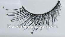 ZinkColor Decorative Pearl false synthetic eyelashe D112 dance halloween costume