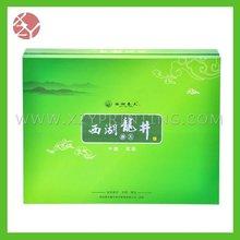 special design biodegradable paperboard tea box