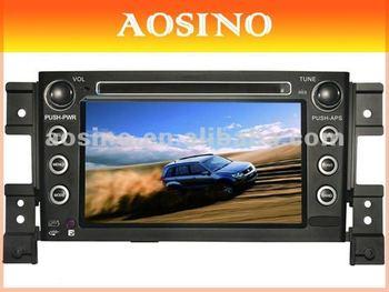 Aosino double din for SUZUKI GRAND VITARA 2006-2011 car dvd / car radio with GPS navigation